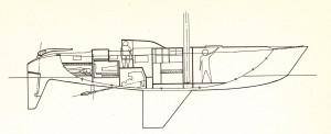 Plan de coupe Mor Bihan