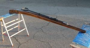 Barre et stick raquette Seatex pour Mor Bihan