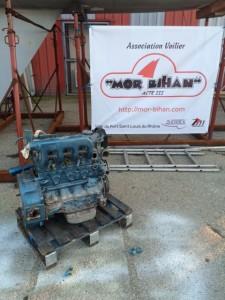 Mor Bihan le moteur est à terre