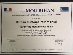 Mor Bihan BIP